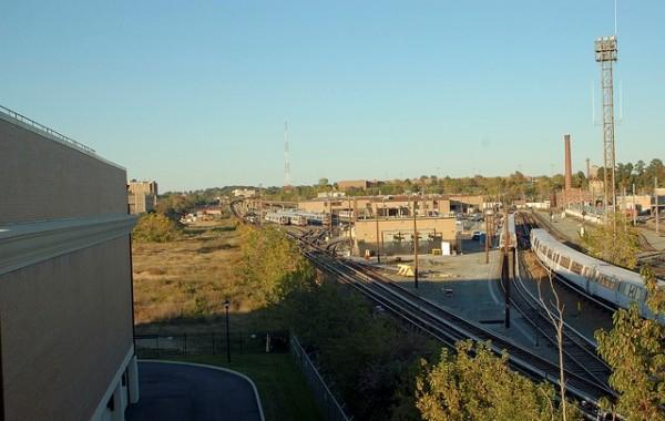 Rehabilitation of Rail Yard Facilities