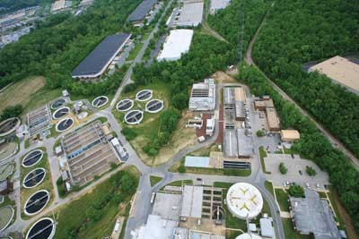 WATER PLANT EXPANSION-UV DISINFECTION
